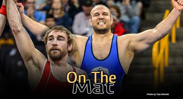 OTM424: Olympians Daniel Dennis and Tervel Dlagnev