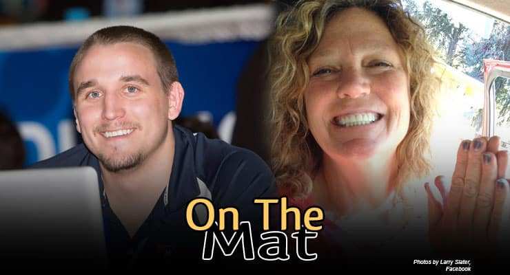 OTM425: USA Wrestling's Richard Immel and Documentarian Nancy Schultz