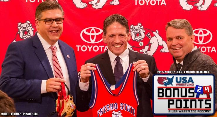 BP43: Troy Steiner, Fresno State Head Coach