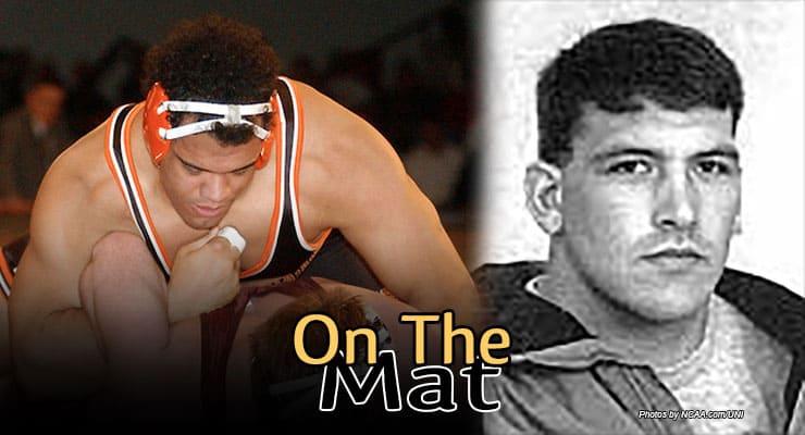 OTM426: Heavyweights LeRoy Gardner of Wartburg and Justin Greenlee of Northern Iowa
