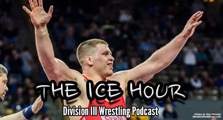 ICE10: Olympic Trials champion and 2013 Division III champ Joe Rau of Elmhurst