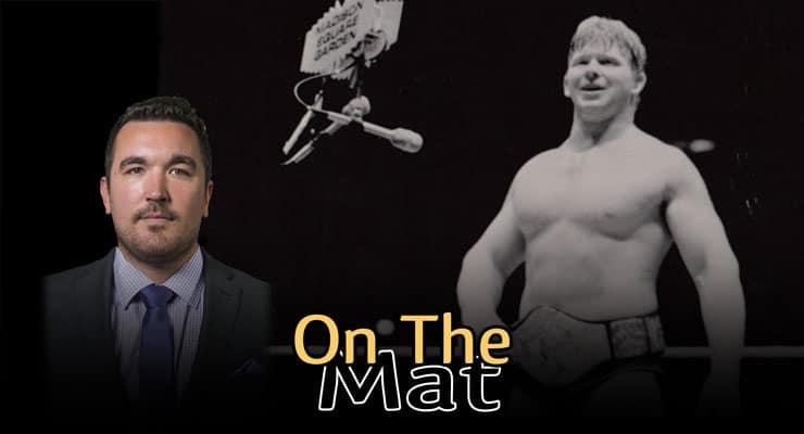 OTM434: NDSU national champ & pro wrestling Hall of Famer Bob Backlund and new Loras coach T.J. Miller