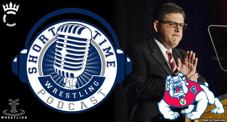 Fresno State President Dr. Joseph Castro on bringing back the wrestling program in the Central Valley – ST276