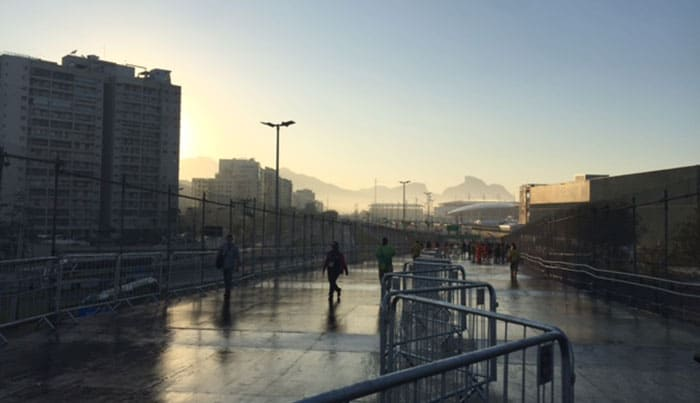 The Rio Blog: Bom Dia and the morning travel – August 14