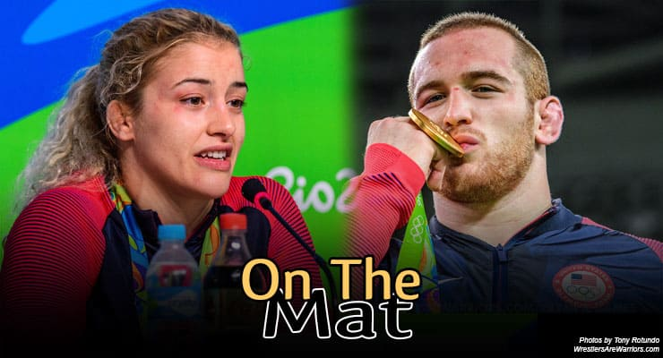 OTM442: Olympic champions and Maryland natives Helen Maroulis and Kyle Snyder