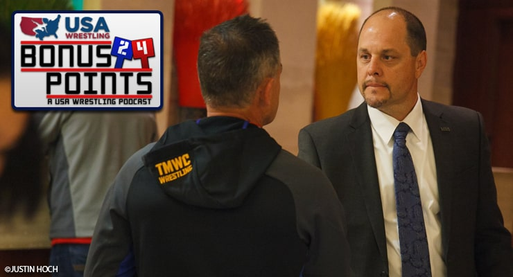 BP57: Rich Bender, USA Wrestling Executive Director