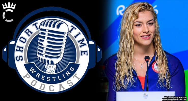 Olympic champ Helen Maroulis on making history, media tours and even the singlet debate – ST286
