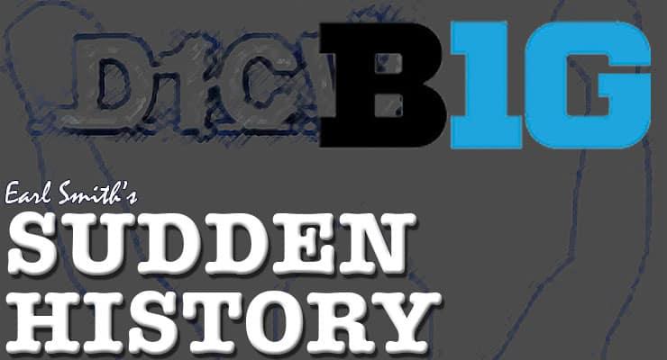 Sudden History/D1CW Big Ten Preview Part 2 – Sudden History Episode 32