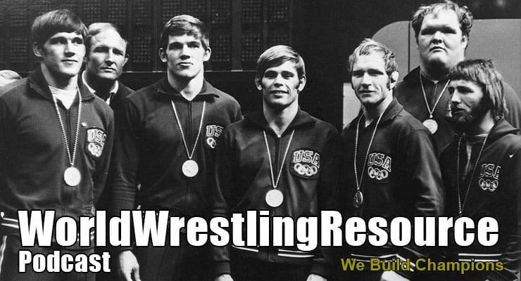 WWR53: Olympic Champions Ben Peterson and Dan Gable talk sportsmanship