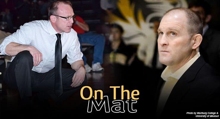OTM455: Wartburg coach Eric Keller and Missouri coach Brian Smith