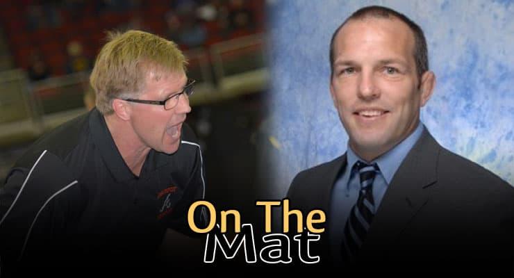 OTM451: Davenport Assumption coach Pete Bush and Upper Iowa coach Heath Grimm