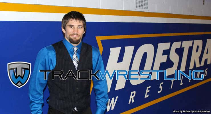 TW21: Hofstra assistant coach Jake Patacsil on Mat Chat with David Mirikitani