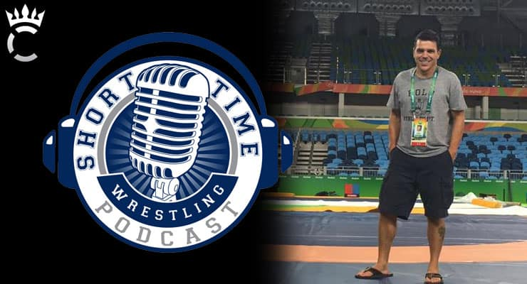 Shane Sparks opens up the vault and we talk sports, maybe not much wrestling, but plenty of energetic Sparks – ST297