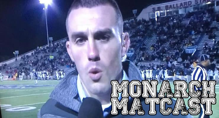ODU37: From the mat to media relations, Tristan Warner staying close to the program