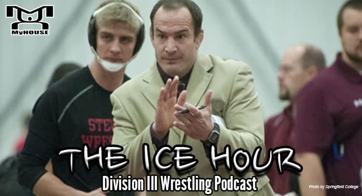 ICE17: Jason Holder reflects on Springfield College's 100+ years and 1,000 dual meet victories
