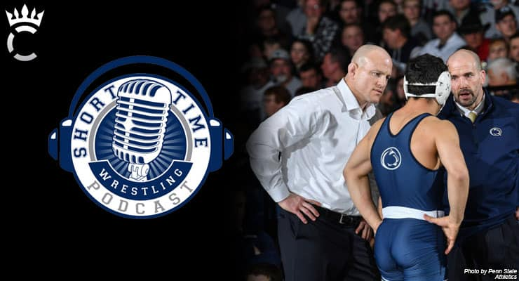 Cael Sanderson on National Duals, Frank Molinaro and the byproducts of the Mark Hall decision – ST311