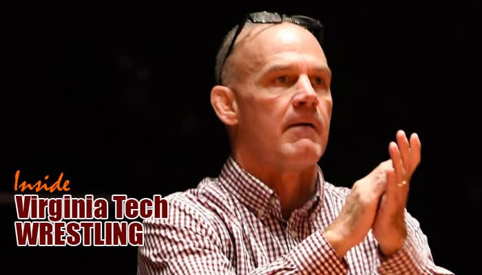 VT3-8: Coach Kevin Dresser and the Hokies battle NC State, South Dakota State; Await National Duals opponent