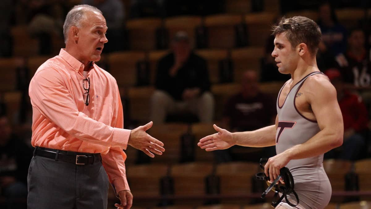 Virginia Tech's Dresser hasn't accepted Iowa State coaching position; offer, decision likely coming soon