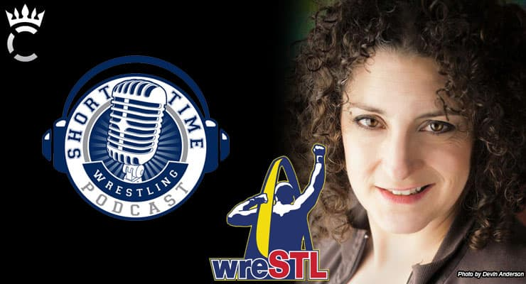 Sara Levin's passion for wrestling aims to get kids to wreSTL – ST306