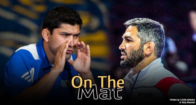 OTM465: USA Wrestling National Freestyle Coach Bill Zadick and CSU Bakersfield coach Manny Rivera