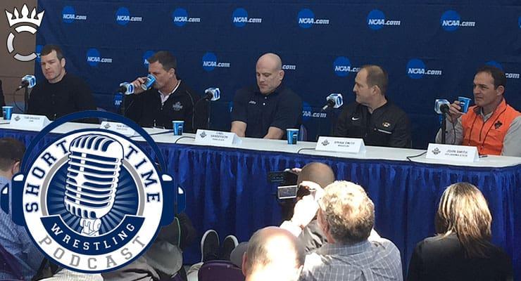 2017 NCAA Division I Coaches Press Conference: Brands, Ryan, Sanderson, B. Smith, J. Smith