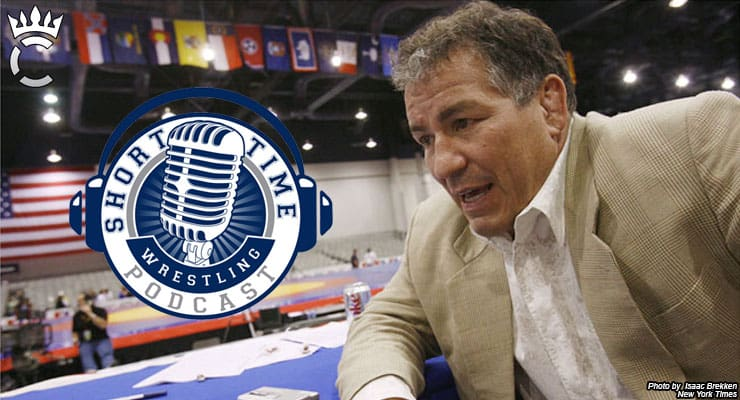 Olympic champ Steve Fraser on coaching the 2007 Greco-Roman World Championship team – ST327