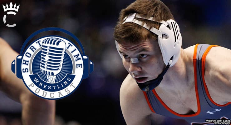 Nathan Kraisser pushes through the pressure to become Campbell's first wrestling All-American – ST323
