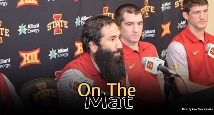 OTM472: Iowa State assistant coaches Mike Zadick and Brent Metcalf