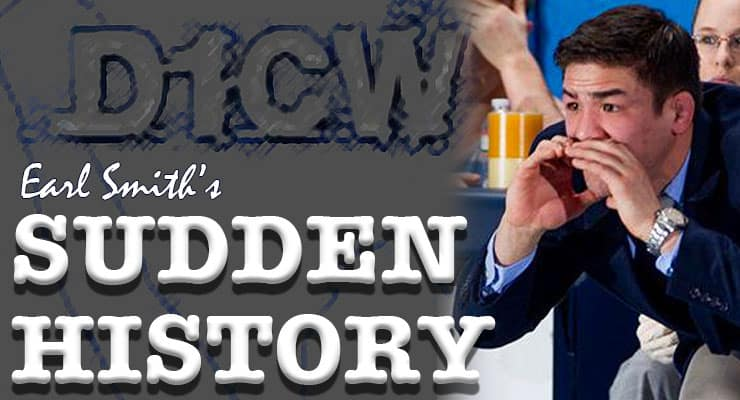 Exploring the Highs and Lows with Adam Hall – Sudden History Episode 35