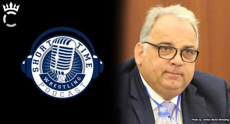 UWW President Nenad Lalovic talks progress, improvement and the future of wrestling – ST330