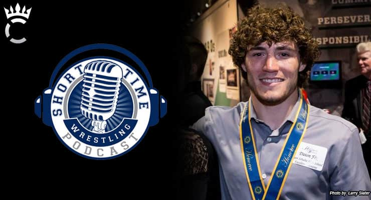 Daton Fix talks about the Dave Schultz H.S. Excellence Award – ST335