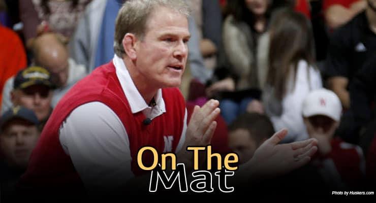 OTM479: Nebraska head wrestling coach Mark Manning goes ON THE MAT