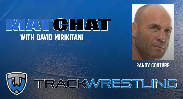 MC31: Past UFC Champ & Greco World Teamer Randy Couture joins Mat Chat
