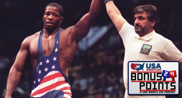 BP80: Kerry McCoy, Maryland Head Coach, Olympian & Hall of Fame Wrestler