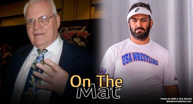 OTM483: Pro wrestling legend J.J. Dillon and U.S. National Freestyle coach Bill Zadick