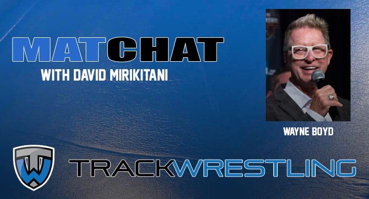 MC84: Wayne Boyd returns to Mat Chat to talk AWL