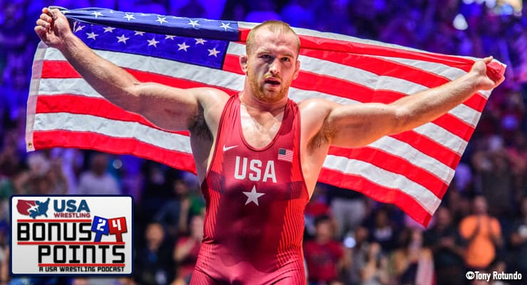 """BP84: Kyle Snyder runs down """"Match of the Century"""" and U.S. World title"""