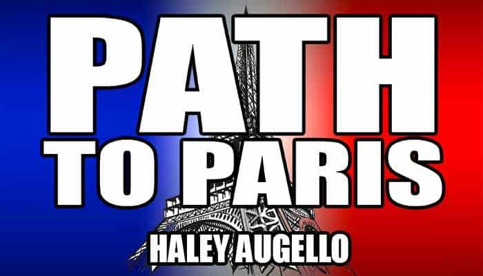 Path to Paris: Haley Augello