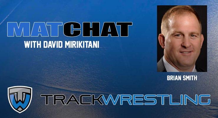 MC39: Missouri head wrestling coach Brian Smith