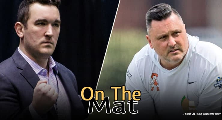 OTM488: Loras coach T.J. Miller and Oklahoma State Master strength & conditioning coach Gary Calcagno