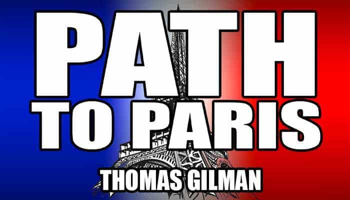 Path to Paris: Thomas Gilman
