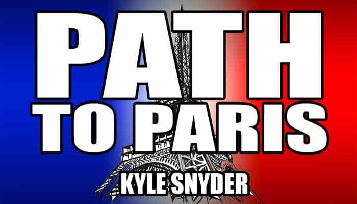 Path to Paris: Kyle Snyder