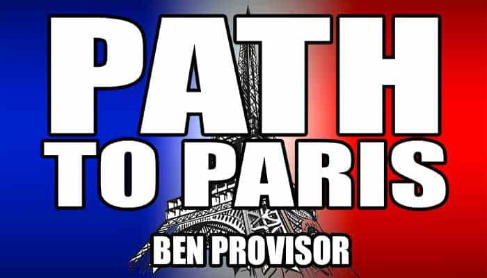 Path to Paris: Ben Provisor