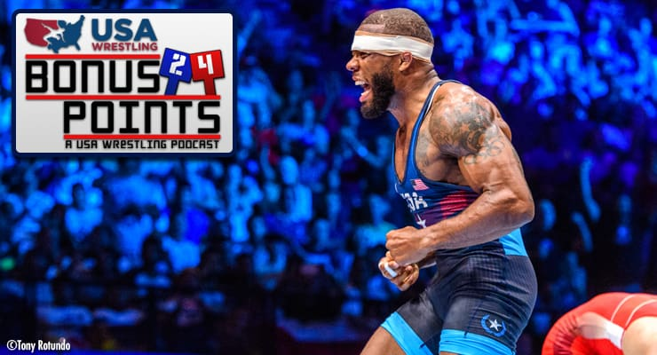 BP86: Jordan Burroughs Reclaims Title as World's Best