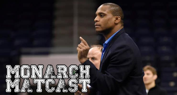ODU44: Previewing the 2017-18 schedule with Associate Head Coach Mike Dixon