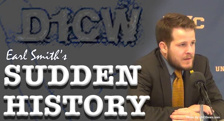 Toeing the Line with Troy Nickerson – Sudden History Episode 42