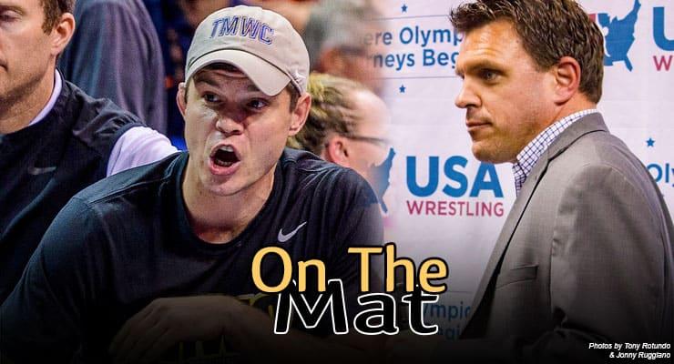 OTM495: Shane Sparks of Big Ten Network & Trackwrestling and Hawkeye Wrestling Club coach Mark Perry