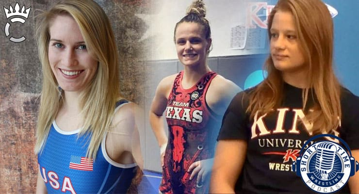 Women's wrestlers sound off on ACLU claims of discrimination against women by NCWA – ST361