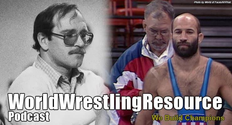 WWR51: Dan Gable describes Dave Schultz
