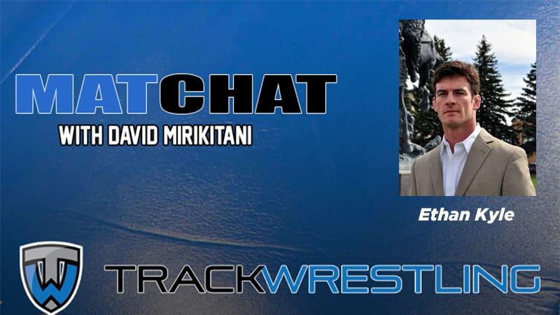 MC54: Wyoming's Ethan Kyle returns to Mat Chat with David Mirikitani
